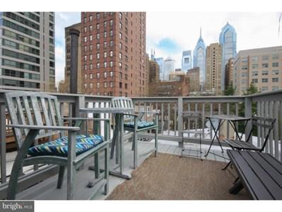1625 Spruce Street UNIT 3F, Philadelphia, PA 19103 - #: 1000432368