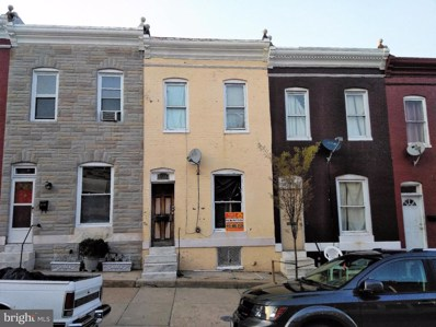 2526 Fayette Street, Baltimore, MD 21223 - MLS#: 1000432802