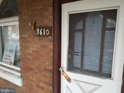 3610 Old York Road, Philadelphia, PA 19140 - MLS#: 1000432925