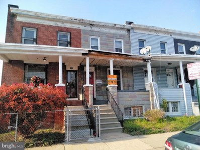 2548 Lauretta Avenue, Baltimore, MD 21223 - MLS#: 1000433152