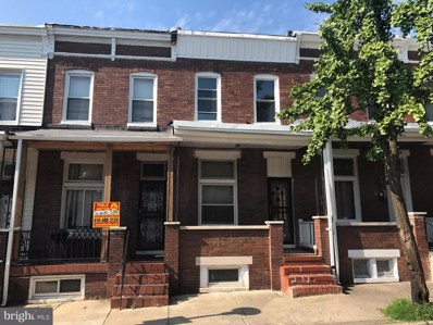 1637 Normal Avenue, Baltimore, MD 21213 - MLS#: 1000433172