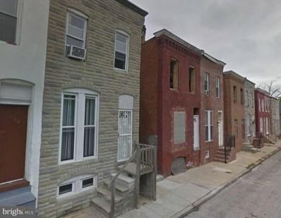 1702 Abbotston Street, Baltimore, MD 21218 - MLS#: 1000433196