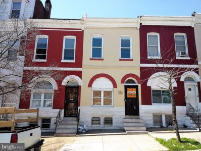 1812 Rutland Avenue, Baltimore, MD 21213 - MLS#: 1000433532