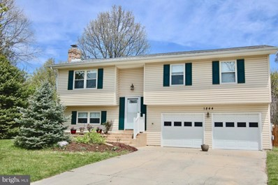 1844 Bordeaux Court, Severn, MD 21144 - MLS#: 1000434300