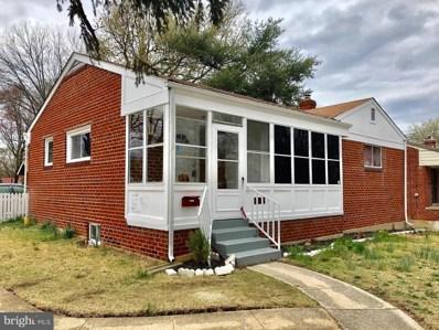 2500 Olson Street, Temple Hills, MD 20748 - MLS#: 1000434638