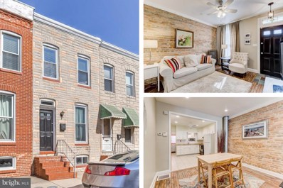 811 Robinson Street S, Baltimore, MD 21224 - MLS#: 1000435088
