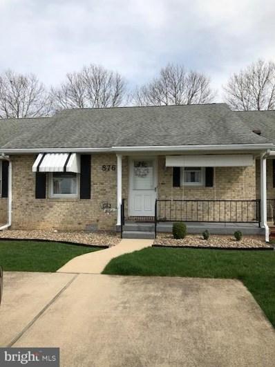 876 Rustic Hill Drive, Chambersburg, PA 17201 - MLS#: 1000435138