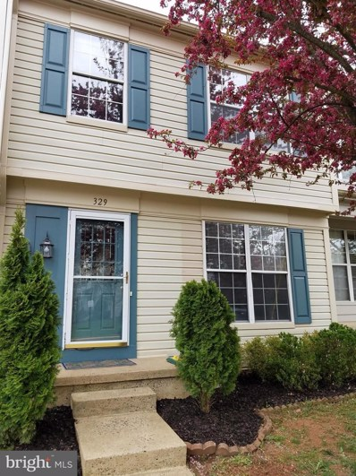 329 Stable View Terrace NE, Leesburg, VA 20176 - MLS#: 1000435600