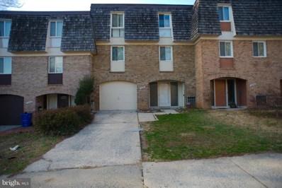 10348 Watkins Mill Drive, Montgomery Village, MD 20886 - MLS#: 1000436002