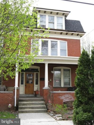 219 Emerald Street, Harrisburg, PA 17110 - MLS#: 1000436236
