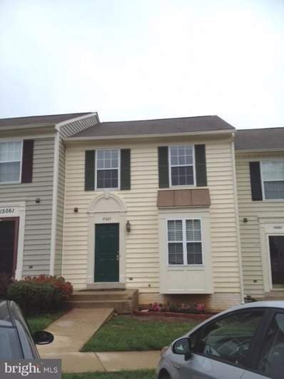 15063 Jarrell Place, Woodbridge, VA 22193 - MLS#: 1000436258