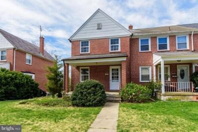1635 Sherwood Avenue, Baltimore, MD 21239 - MLS#: 1000436494
