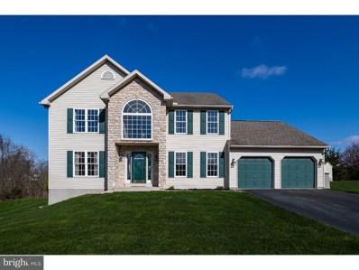 802 Meadowcrest Lane, Douglassville, PA 19518 - MLS#: 1000437040