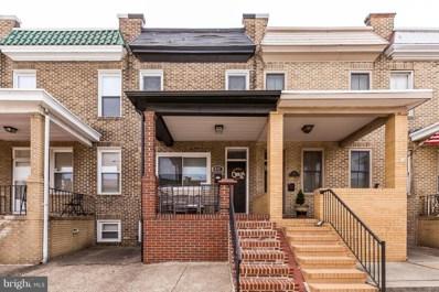 612 Grundy Street, Baltimore, MD 21224 - MLS#: 1000437544