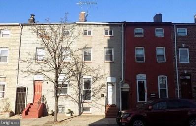 1714 Pratt Street E, Baltimore, MD 21231 - #: 1000437762