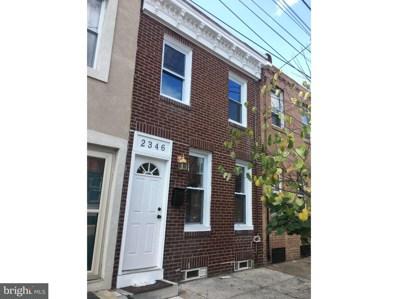 2346 E Hazzard Street, Philadelphia, PA 19125 - MLS#: 1000437836