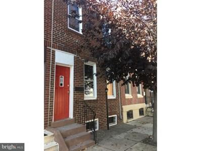 2326 E Hazzard Street, Philadelphia, PA 19125 - MLS#: 1000438024