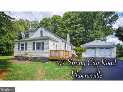 977 Spring City Road, Phoenixville, PA 19460 - MLS#: 1000438303