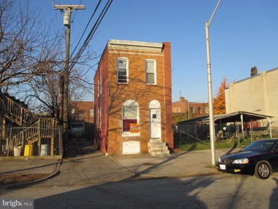 1901 Collington Avenue N, Baltimore, MD 21213 - MLS#: 1000439052