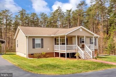 207 Dogwood Draw, Mineral, VA 23117 - MLS#: 1000439086