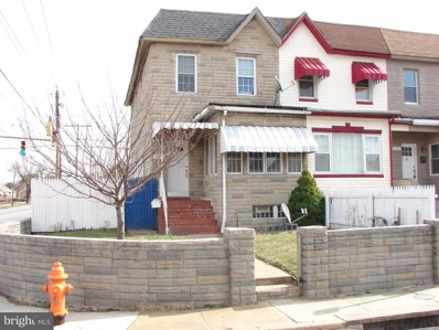 1739 Portship Road, Baltimore, MD 21222 - MLS#: 1000439298