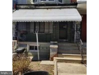 1640 N 62ND Street, Philadelphia, PA 19151 - MLS#: 1000439888