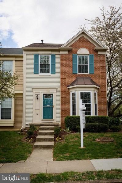 530 Currant Terrace NE, Leesburg, VA 20176 - MLS#: 1000440044