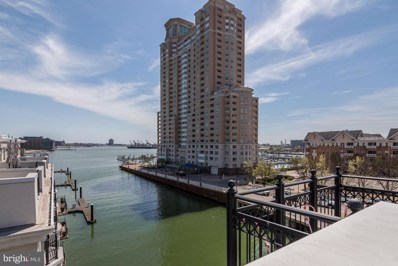 1023 Pier Pointe Landing UNIT 115, Baltimore, MD 21230 - MLS#: 1000440062