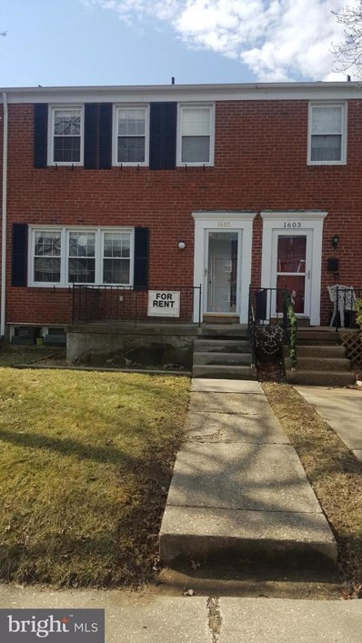 1605 Glen Keith Boulevard, Towson, MD 21286 - #: 1000441084