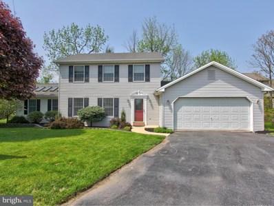 805 Maidstone Road, Harrisburg, PA 17111 - MLS#: 1000441246
