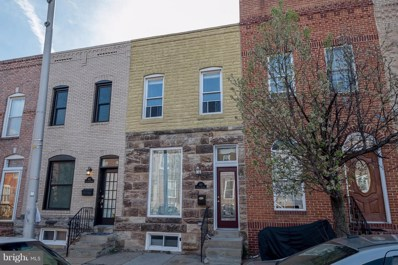 610 S Clinton Street, Baltimore, MD 21224 - MLS#: 1000442018