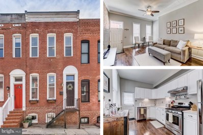 129 Ostend Street E, Baltimore, MD 21230 - MLS#: 1000442964