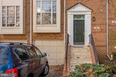 46 Silver Moon Drive, Silver Spring, MD 20904 - MLS#: 1000443360