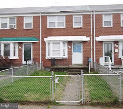 684 Middlesex Road, Baltimore, MD 21221 - MLS#: 1000443612