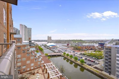 250 President Street UNIT 904, Baltimore, MD 21202 - MLS#: 1000443654