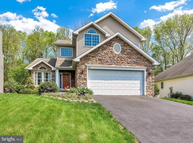 1875 Meadow Ridge Drive, Hummelstown, PA 17036 - MLS#: 1000443776