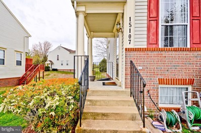 15107 Green Wing Terrace, Upper Marlboro, MD 20774 - MLS#: 1000444146