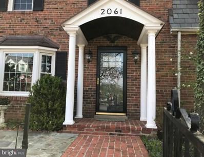 2061 Brandywine Street, Arlington, VA 22207 - MLS#: 1000444598
