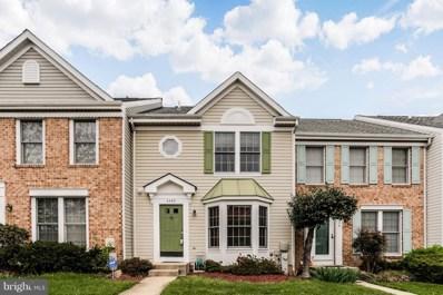 4468 Regalwood Terrace, Burtonsville, MD 20866 - MLS#: 1000444818