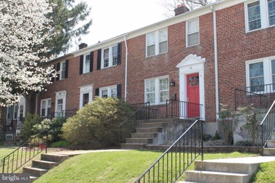 121 Murdock Road, Baltimore, MD 21212 - MLS#: 1000444844