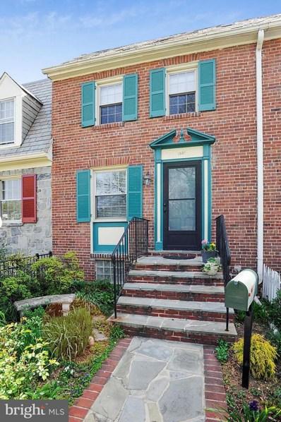 1407 Mount Vernon Avenue, Alexandria, VA 22301 - MLS#: 1000444954