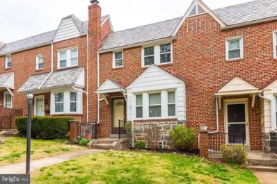 37 Belle Grove Road N, Baltimore, MD 21228 - MLS#: 1000444992