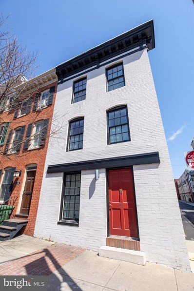 811 Charles Street S, Baltimore, MD 21230 - MLS#: 1000446044