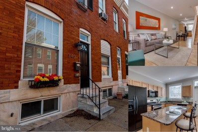 340 Robinson Street S, Baltimore, MD 21224 - MLS#: 1000446244