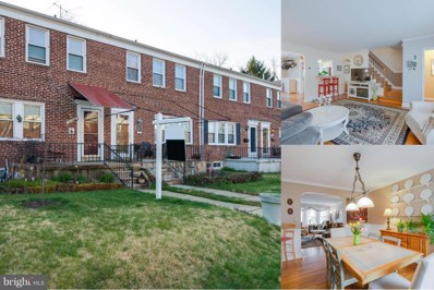 1814 Glen Ridge Road, Towson, MD 21286 - MLS#: 1000446688