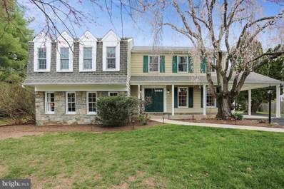 4701 Powder House Drive, Rockville, MD 20853 - MLS#: 1000447224