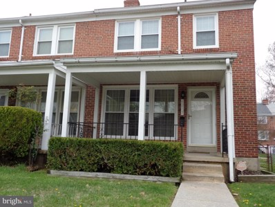 6213 Marlora Road, Baltimore, MD 21239 - #: 1000447310