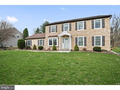 916 Greystone Drive, West Chester, PA 19380 - MLS#: 1000447592