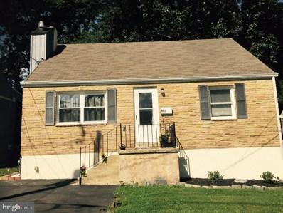 905 Prospect Avenue, Wilmington, DE 19809 - MLS#: 1000447611