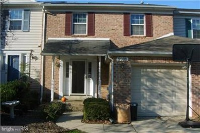 8008 Captains Court, Frederick, MD 21701 - MLS#: 1000447710